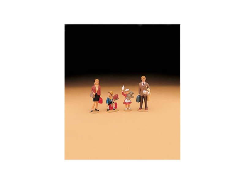 Familie Figuren, Spur G