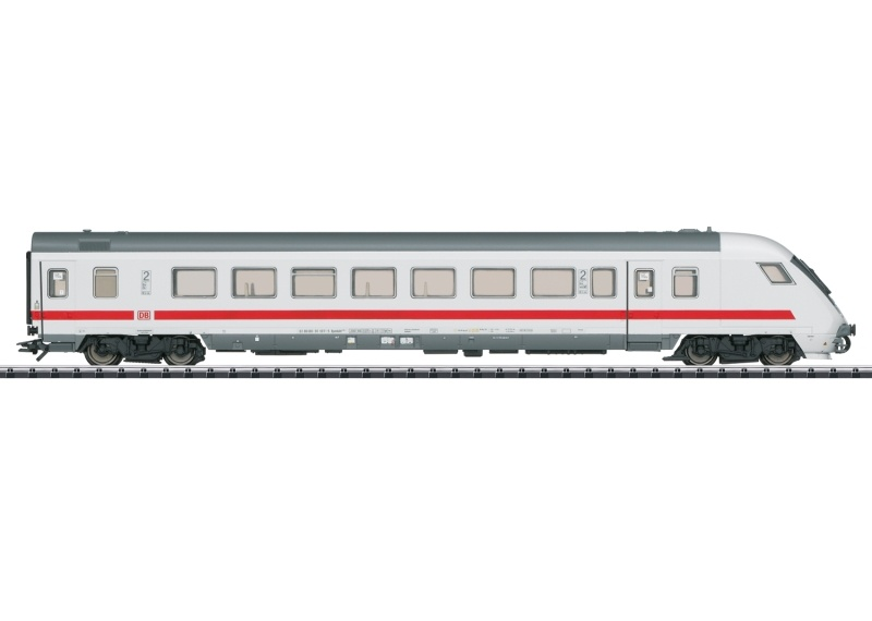 IC Steuerwagen 2. Klasse der DB AG, DC, Spur H0