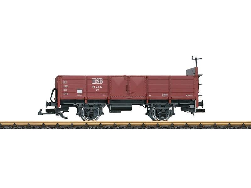 HSB offener Güterwagen Ow Spur G
