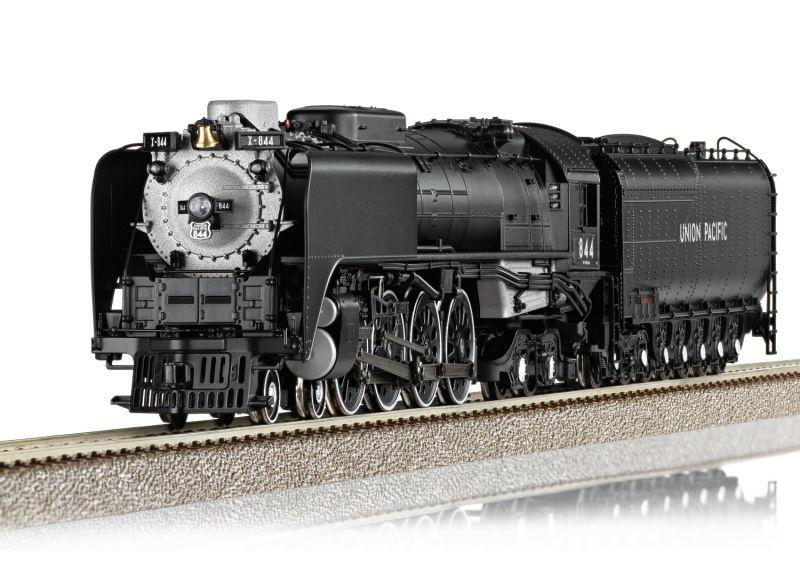 Dampflokomotive Klasse 800 UP, mfx, Sound, Rauch, DC, H0