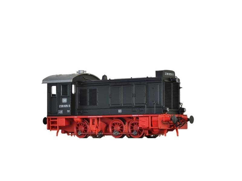 Diesellok 236 der DB, IV, AC Digital BASIC+, Spur H0