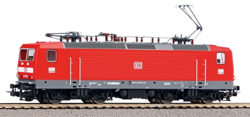 Sound-E-Lok BR 143 der DB AG, Ep. VI, DC, Spur H0