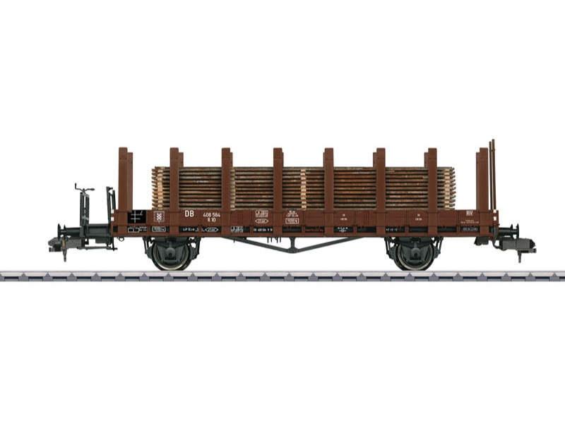 Rungenwagen R10 408 584 DB Spur 1