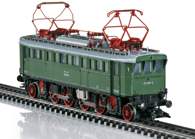 Elektrolokomotive Baureihe 175, AC, mfx +, Spur H0