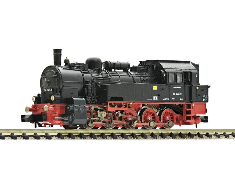 Dampflokomotive BR 94.5-17 der DR, Spur N
