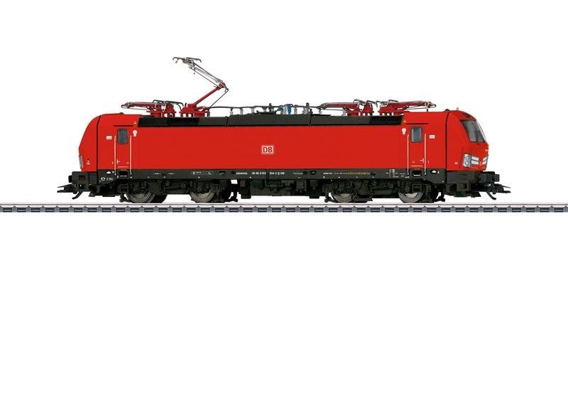 E-Lok BR 193 der DB Cargo, Sound, mfx, DCC, AC, Spur H0