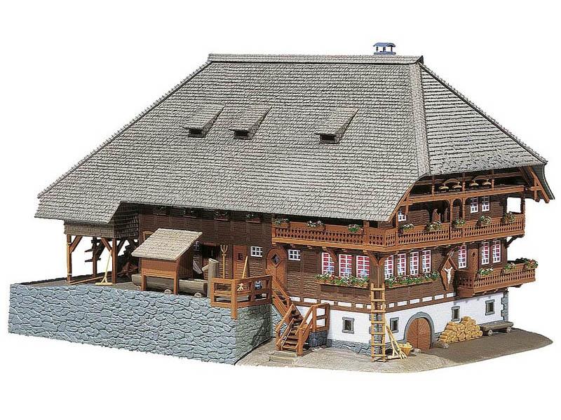 Schwarzwaldhof Bausatz H0