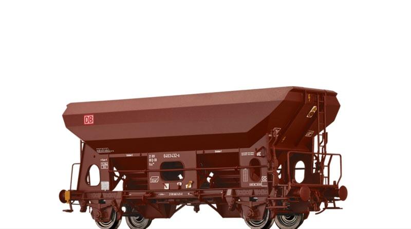 Güterwagen Fcs 092 DB, VI, DC, Spur H0