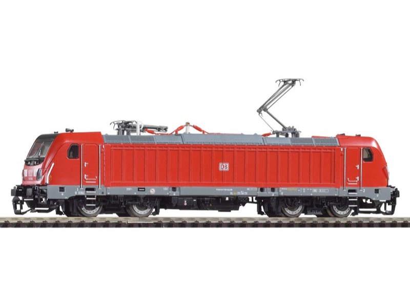 E-Lok BR 147 der DB AG, Epoche VI, Spur TT
