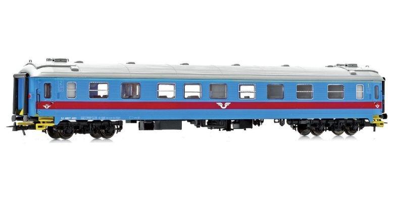 Topline Personenwagen AB3 4807 1./2. Klasse, Inter-Regio, H0