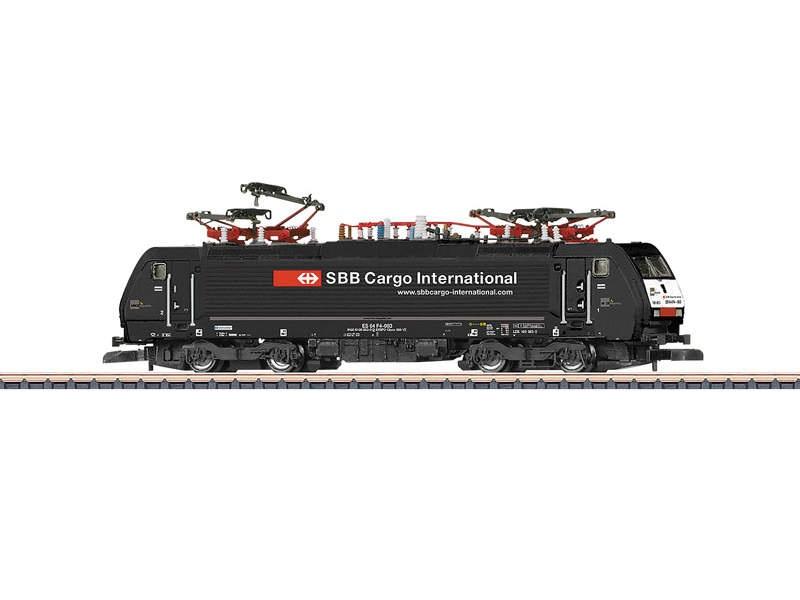 Elektrolokomotive ES 64 F4 BR 189 MRCE SBB Cargo Spur Z