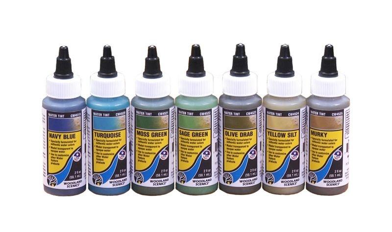 Wasserfarbton, dunkeltrüb, 59 ml