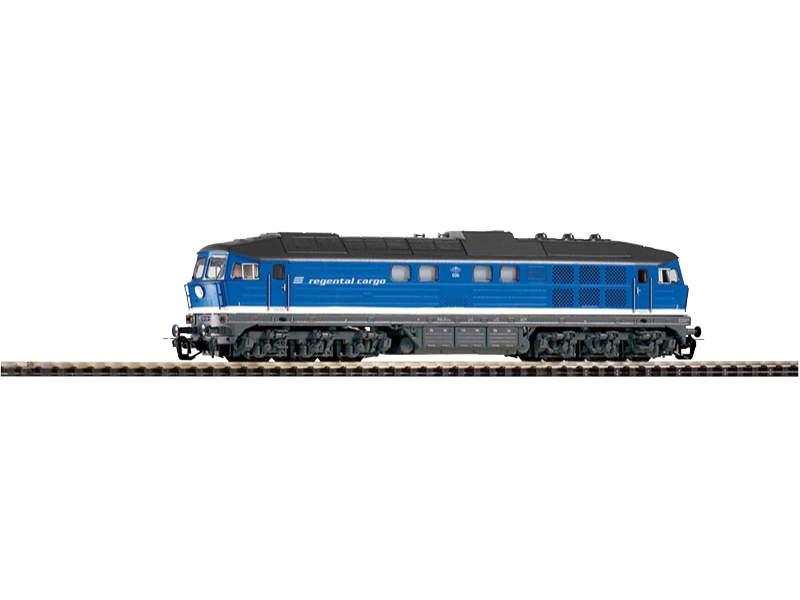 Diesellok 231 012 Regentalbahn, Epoche VI, Spur TT