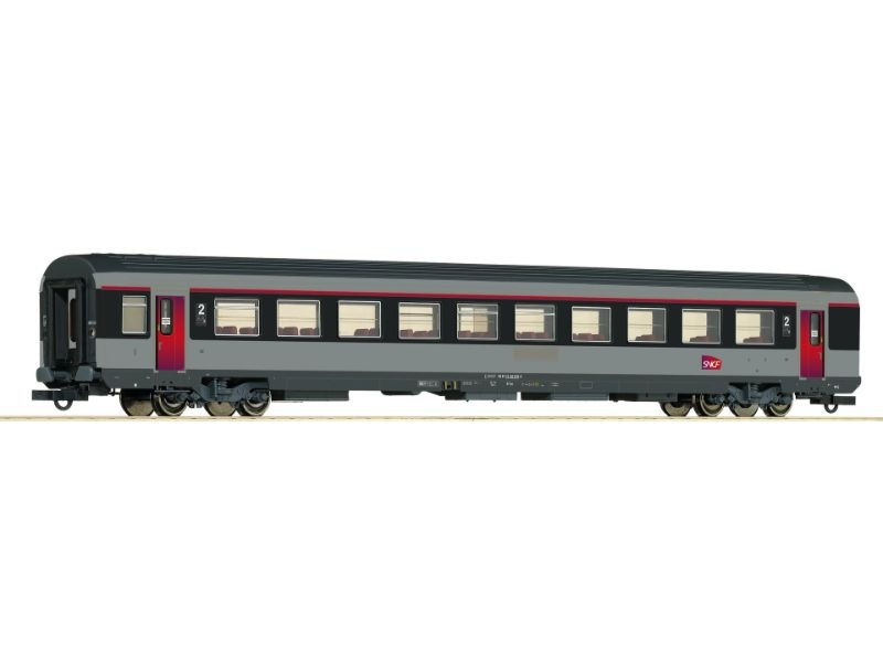 Corail-Wagen 2.Klasse B11tu der SNCF, Epoche VI, Spur H0