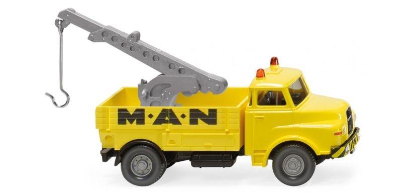 Abschleppwagen (MAN) MAN Service 1:87 / H0