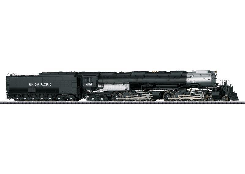 Dampflokomotive Big Boy 4014 der UP, Sound, mfx, DC, Spur H0