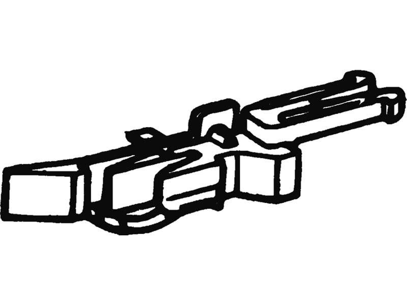 Kurzkupplungsköpfe mit Vorentkupplung H0