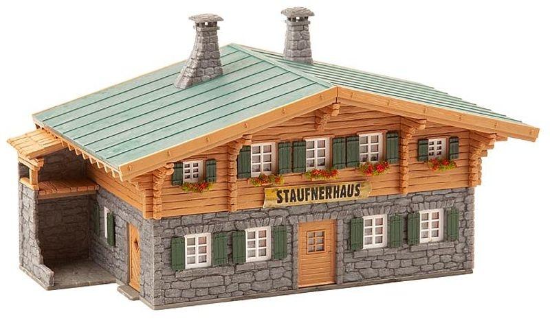 Berghütte Staufnerhaus, Bausatz, Spur H0