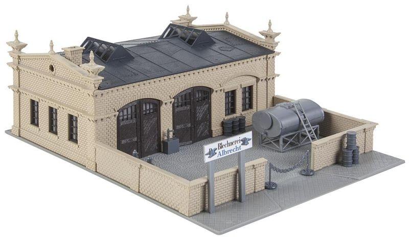 Werkstatt/Blechnerei Bausatz, Spur H0