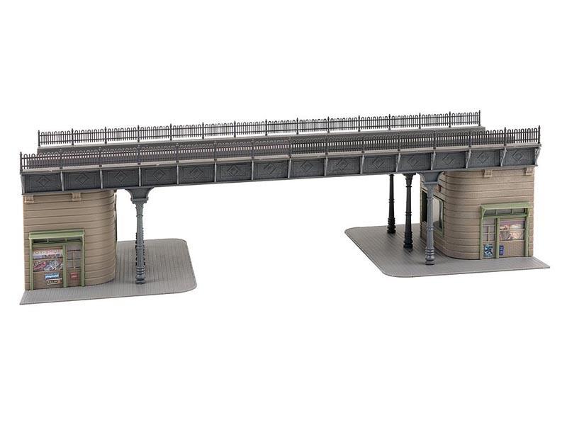S-Bahn-Stadtbrücke Bausatz, Spur H0