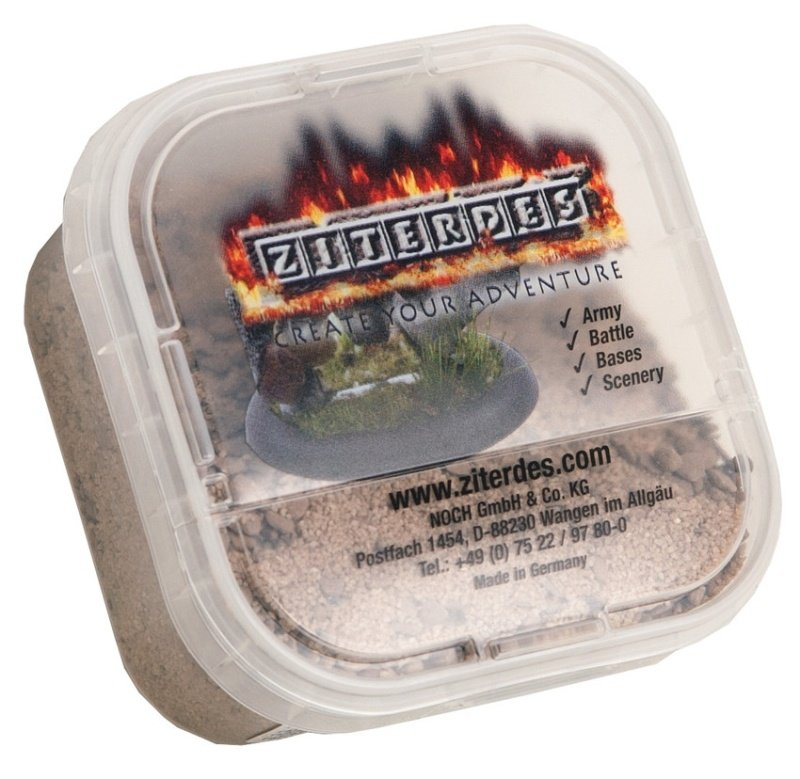 Master Basing & Battleground Tabletop Modellsand, 200g