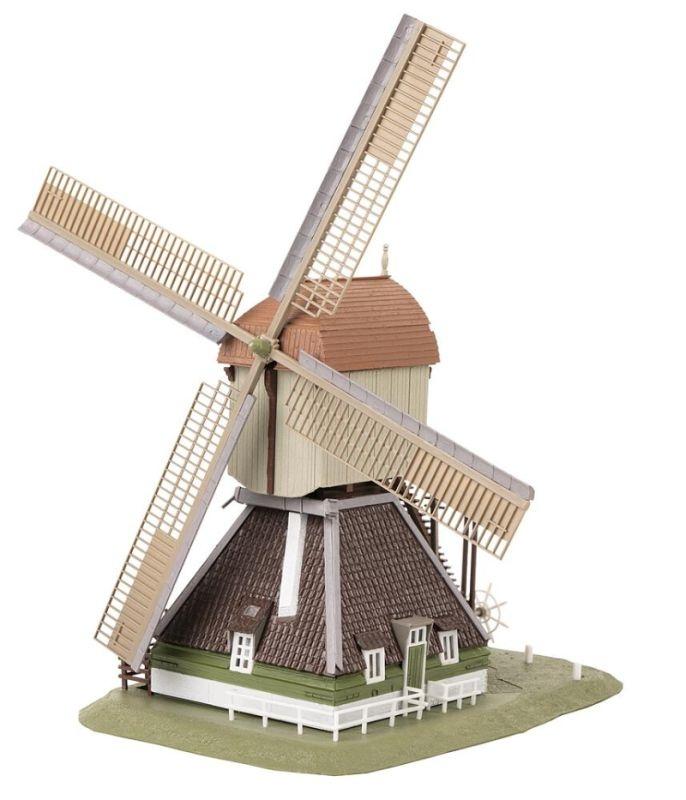 Windmühle Bausatz, Spur H0