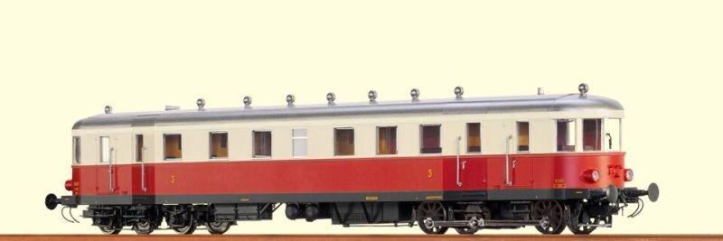 Triebwagen VT62.9 der SNCF, AC-Version, Epoche III, Spur H0