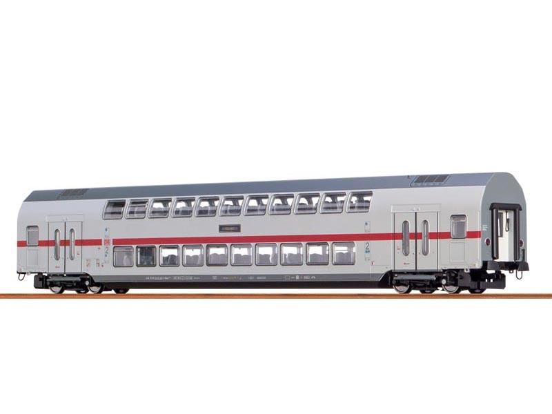 Twindexx IC2-Wagen 2Kl. der DB, VI, DC Digital EXTRA, H0