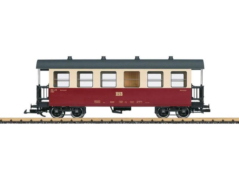 HSB Personenwagen Spur G
