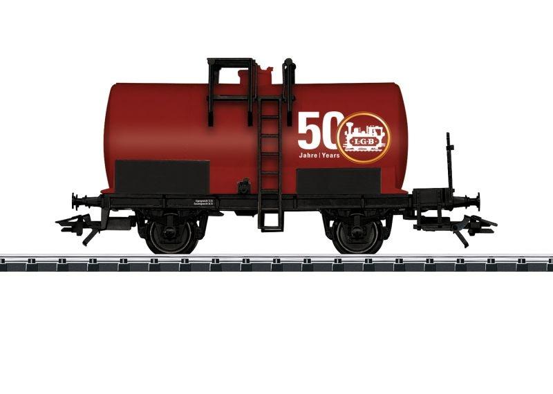 HSB Löschwasserwagen 50 Jahre LGB, Spur H0