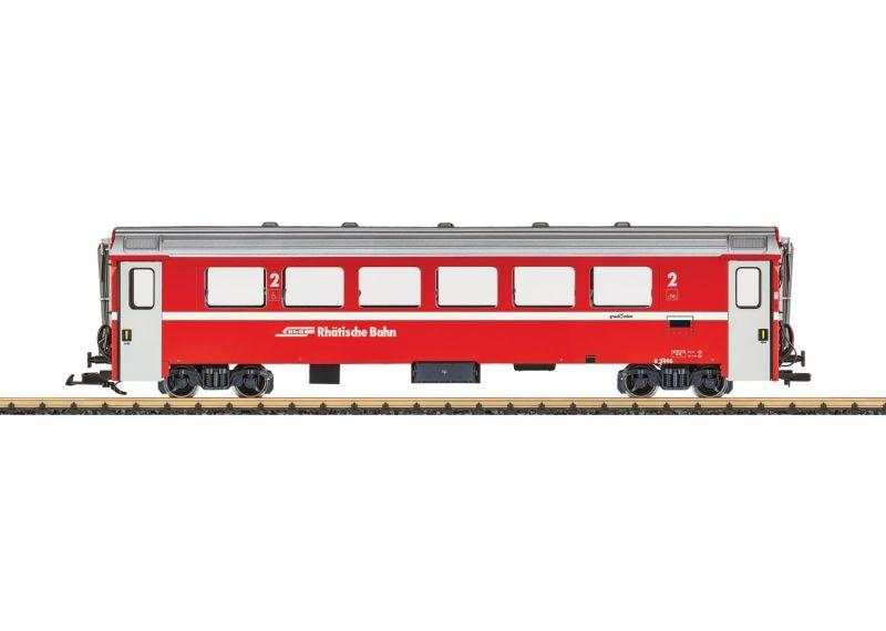 RhB Schnellzugwagen EW IV B 2496 Spur G
