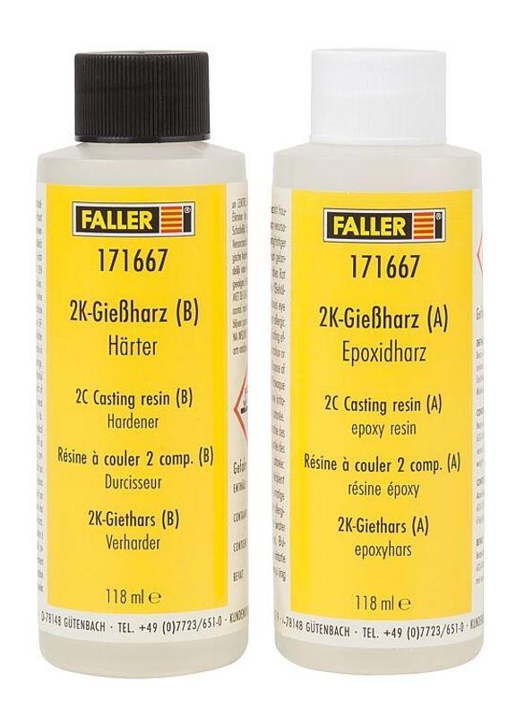 2K-Gießharz 2 x 118 ml