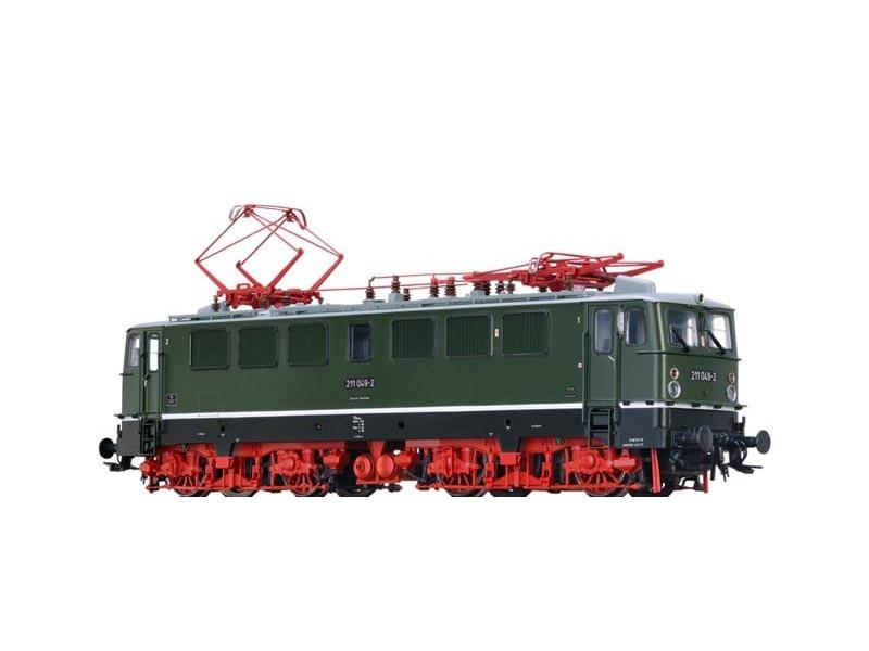 E-Lok BR211 der DR Museum, IV, Analog Basic+, DC, Spur H0