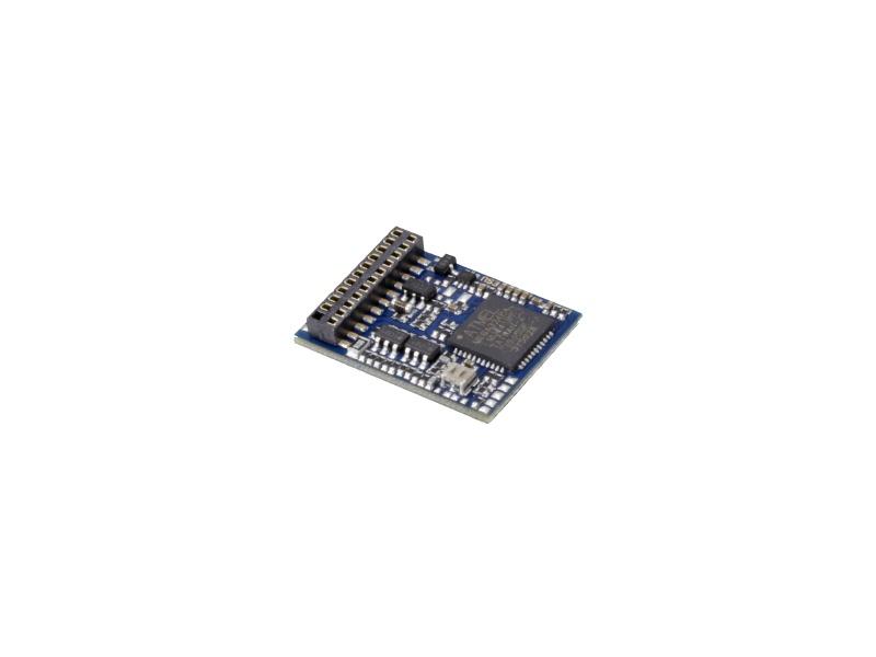 LokPilot V4.0 M4, Multiprotokoll MM/DCC/SX/M4, 21MTC MKL