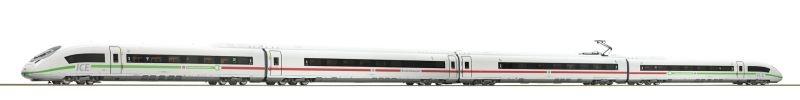 4tlg. ICE-3-E-Triebzug 407 008 Velaro DB AG, Sound, AC, H0