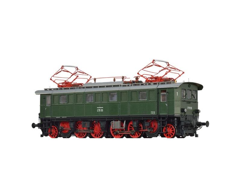 E-Lok E75 der DB, III, DC Digital EXTRA, H0