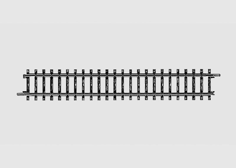 Gerades Gleis Standardlänge 180 mm Spur H0 K-Gleis