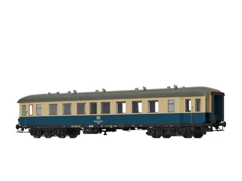 Gesellschaftswagen WGye 831.1 der DB, IV, H0