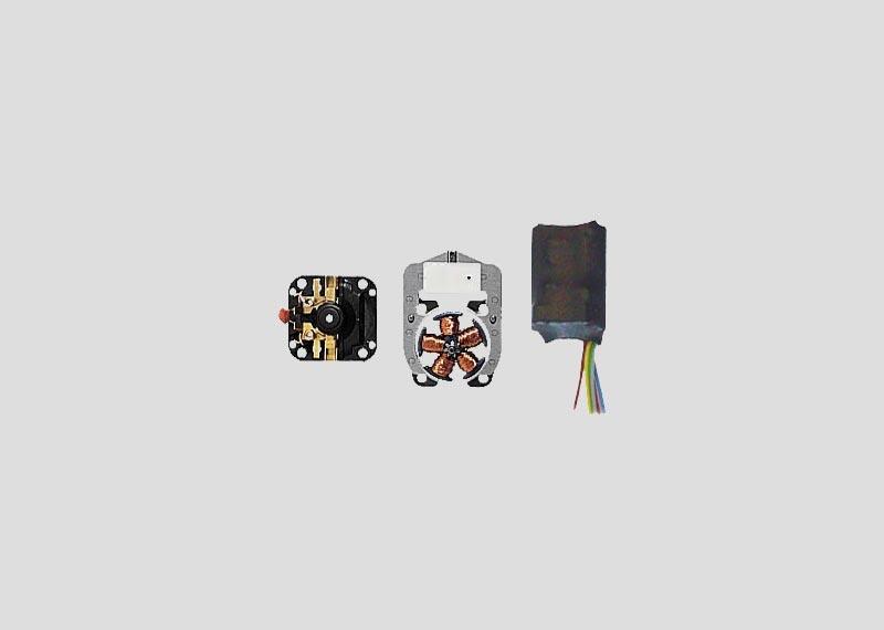 Digital-Hochleistungsantrieb Nachrüstdecoder-Set H0