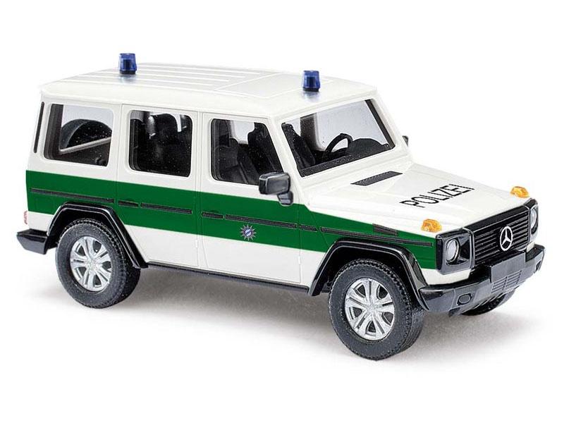Mercedes-G 90, Polizei Bayern, Spur H0