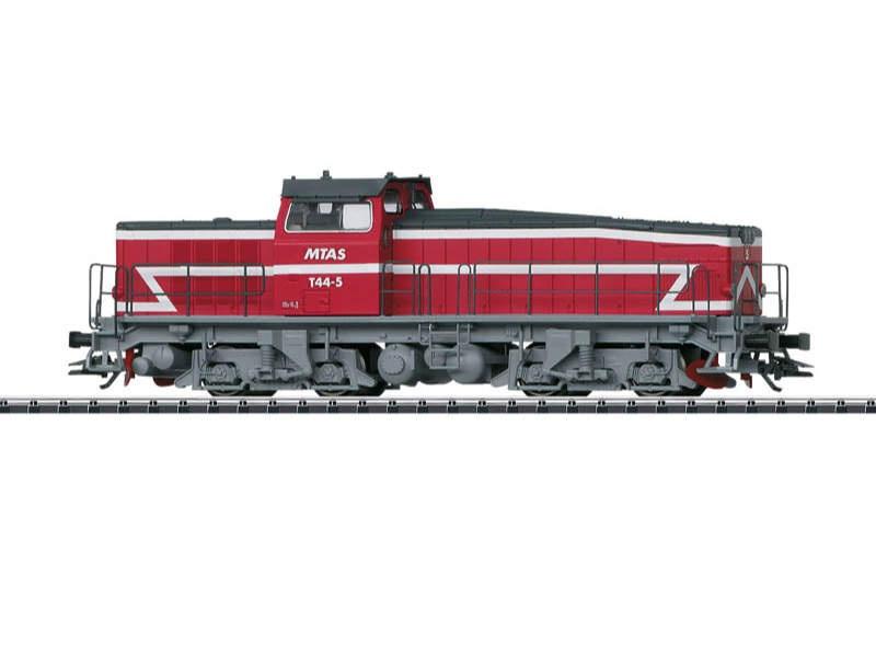 Schwere Diesellok Nr.T44 der MTAS, mfx, DCC, Spur H0