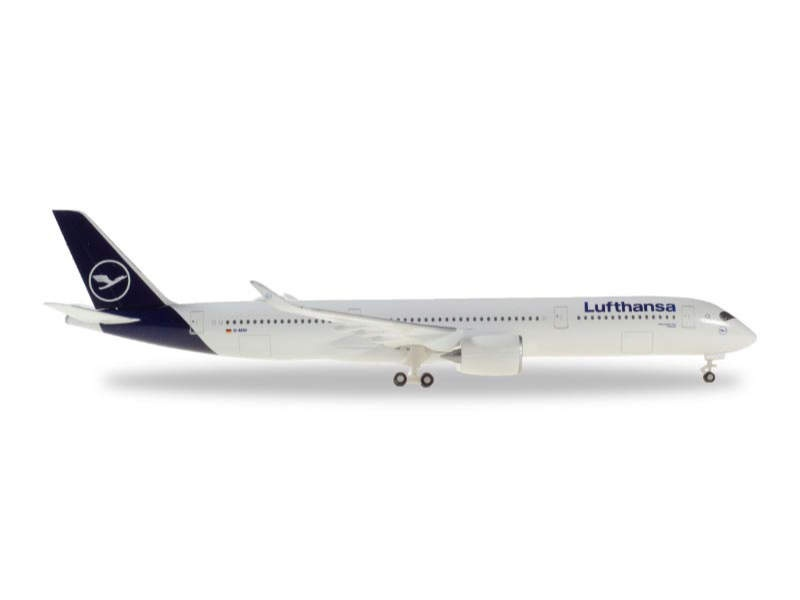 Lufthansa Airbus A350-900 - new colors - 1:500