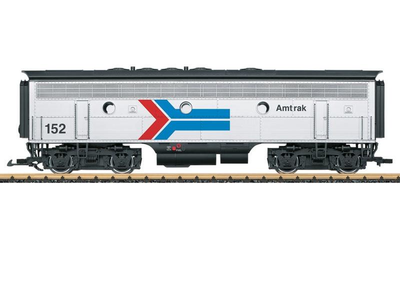 Amtrak Diesellok F7 B Phase I, Spur G