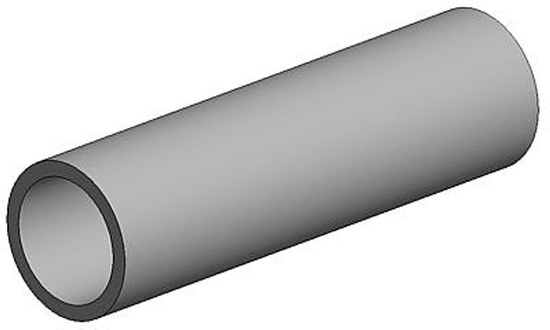 Rohr, 9,5 x 350 mm (2)