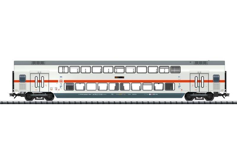 IC2 Doppelstock-Mittelwagen DApza 687.2 1. Kl. der DB AG, H0