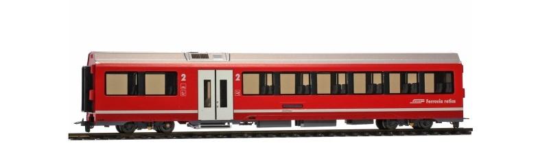 RhB B 573 01 AGZ Mittelwagen, Spur H0m