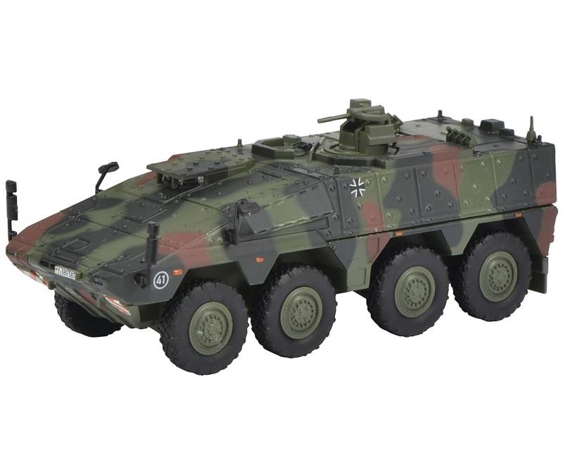 Boxer Transportpanzer BW 1:87 / Spur H0