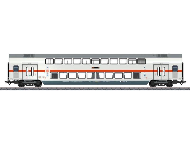 IC2 Doppelstock-Mittelwagen DApza 687.2 1. Klasse DB AG H0