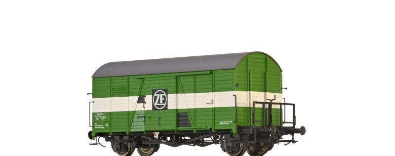 Gedeckter Güterwagen GMS 30 der ZF, Epoche IV, Spur H0
