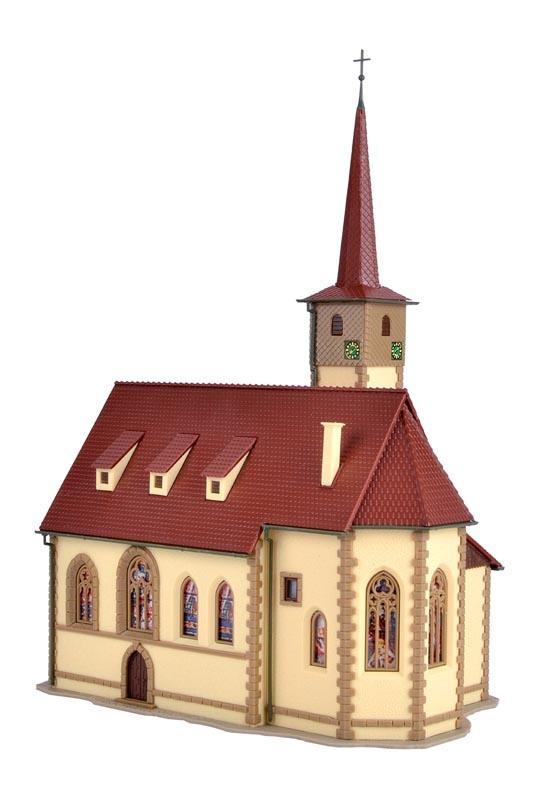 Kirche Ditzingen, Bausatz, Spur N